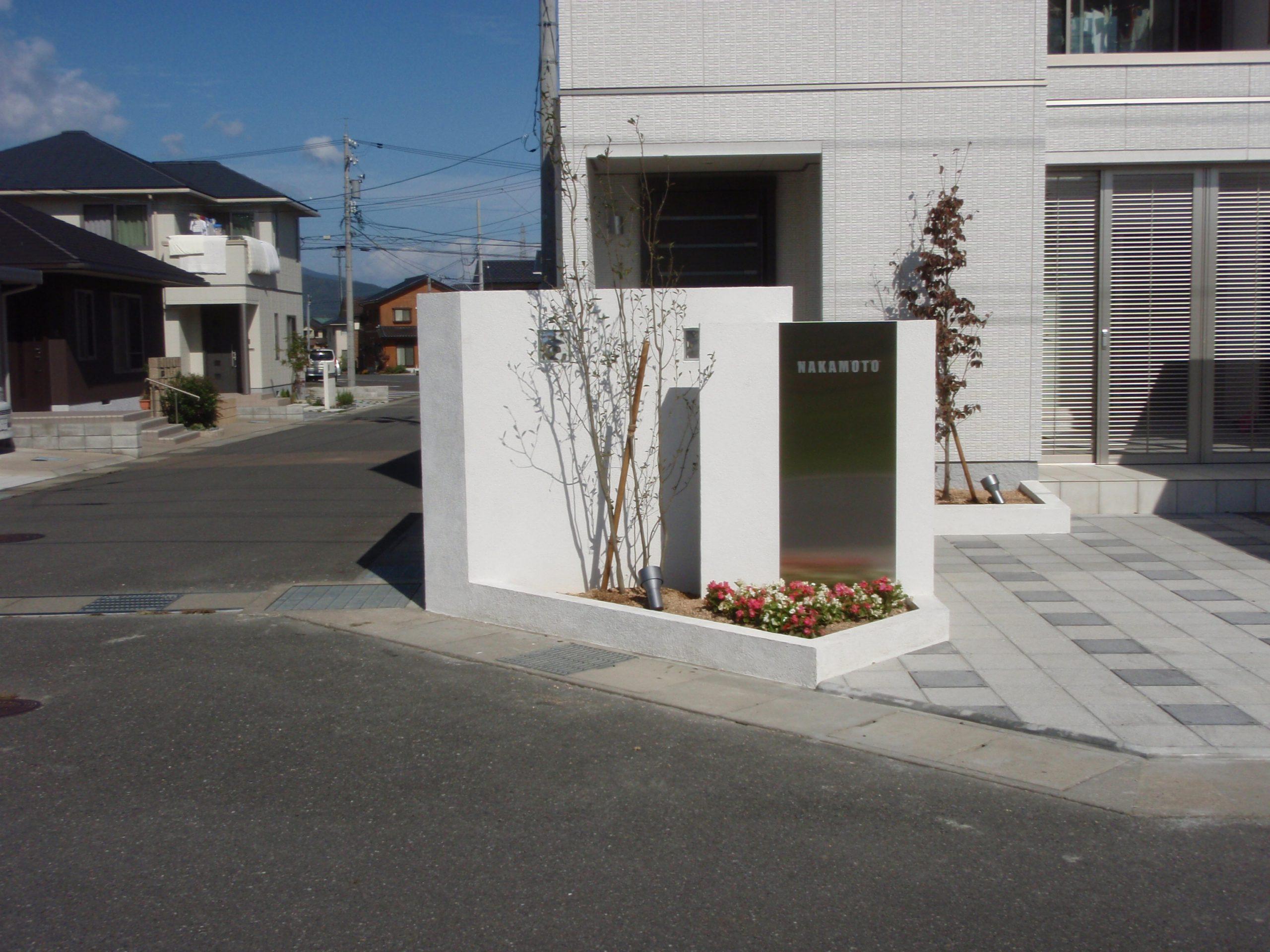 各種ゲート(ポイント塀)2
