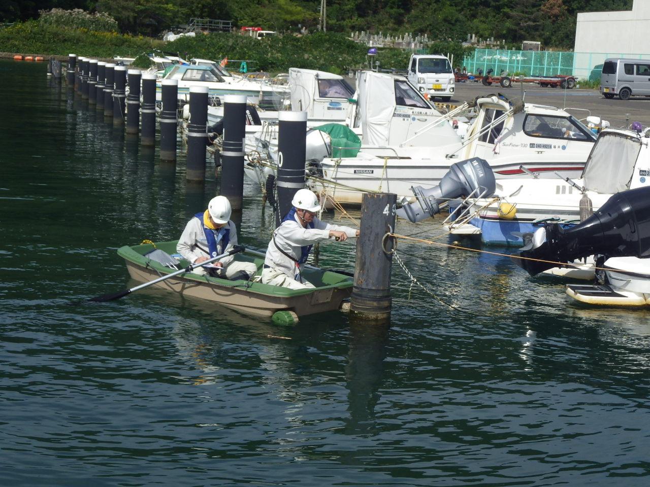 平成28年 港湾施設改修工事