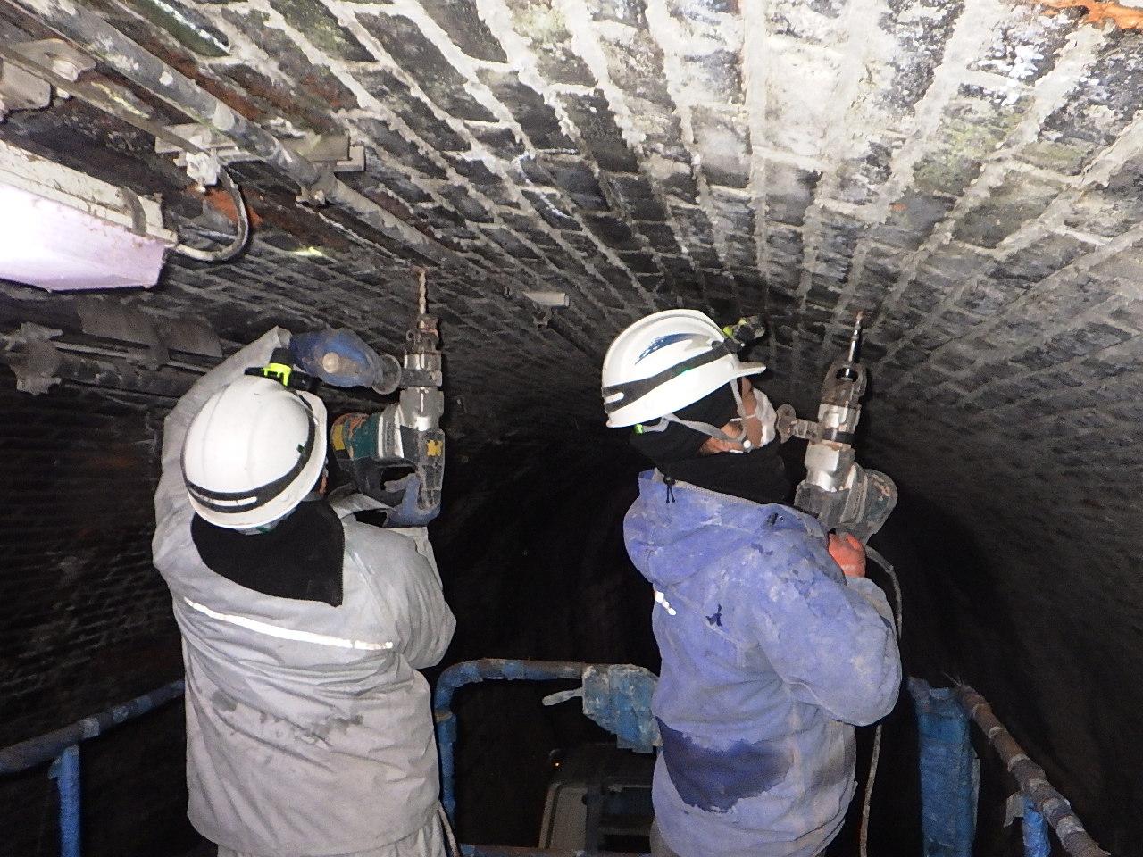 平成30年度 第二観音寺トンネル補修工事