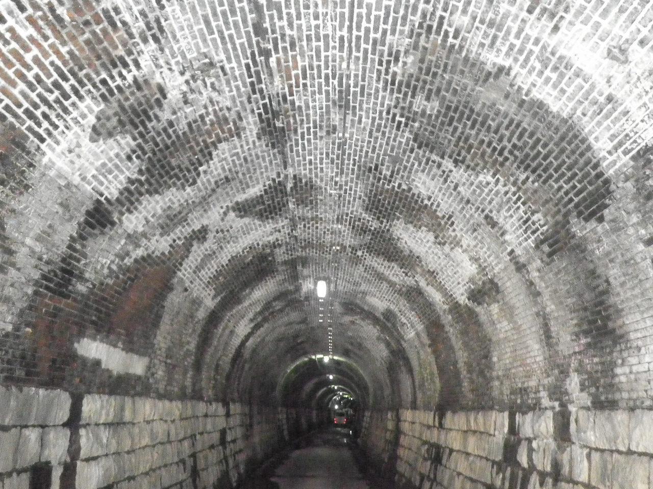 平成30年 曲谷トンネル補修工事