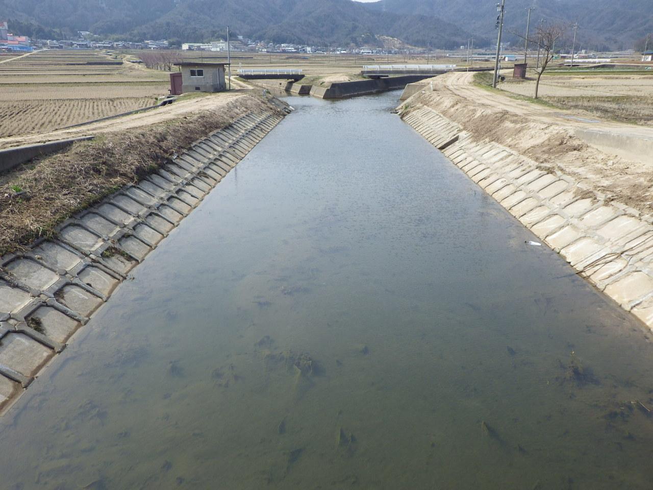 平成25年 河川維持修繕工事